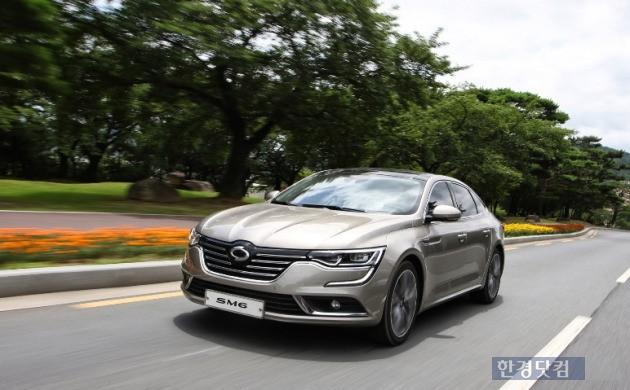 르노삼성자동차는 8월부터 SM6 1.5 디젤 차량을 판매한다. (사진=르노삼성 제공)