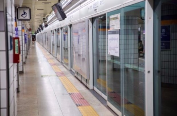 지하철 3호선 단전 지하철 3호선 단전 / 사진=게티이미지뱅크