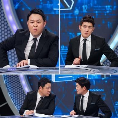 김구라 /SBS '맨 인 블랙박스'