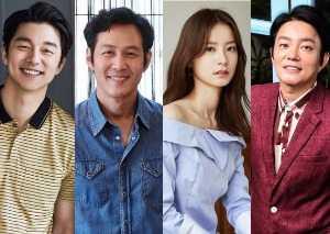 공유·정유미·이정재·이범수, '곧 천만' 배우들도