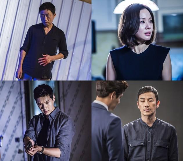 '원티드' 이문식 김아중 엄태웅