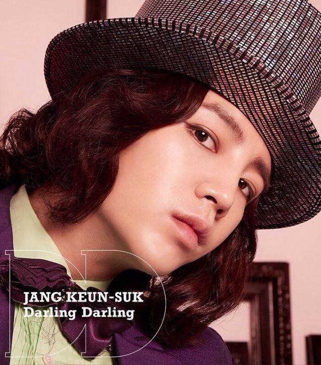 장근석 일본서 Darling Darling 발매 /제이트리 컴퍼니