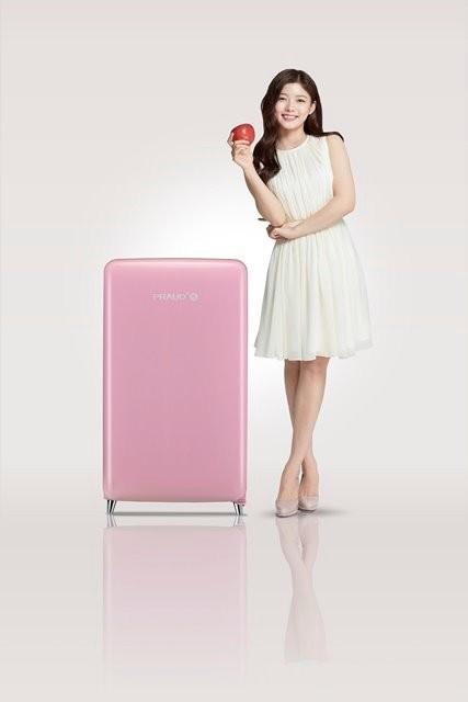 대유위니아 소형냉장고 신제품 '프라우드S 118L' / 제공 대유위니아