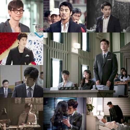 윤계상 출연작 모음 /MBC, JTBC, tvN, 영화 <소수의견>