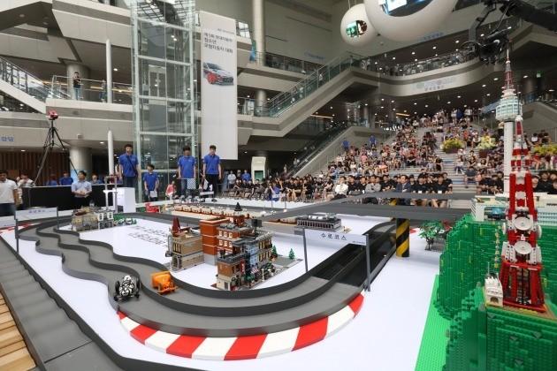 지난 12일 경기 성남시 한국잡월드에서는 '제5회 현대자동차 청소년 모형자동차 대회'의 결승전이 열렸다. 사진=현대차 제공