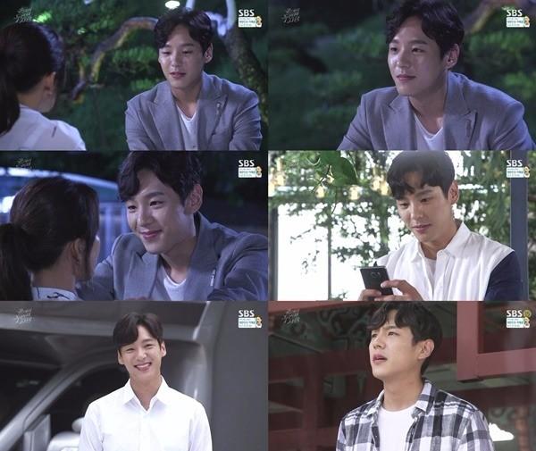 '끝에서 두 번째 사랑' 김희애-곽시양 /사진=SBS '끝에서 두 번째 사랑' 방송화면