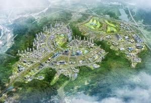 원주기업도시, 주거전용 단독주택·주차장·상업용지 추가 공급
