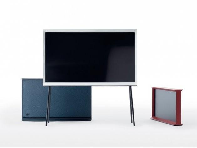 'IDEA 2016'에서 금상을 차지한 '세리프 TV(SERIF TV)' / 제공 삼성전자