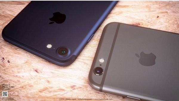 유명 디자이너 마틴 하이예크가 예상한 아이폰7 렌더링.