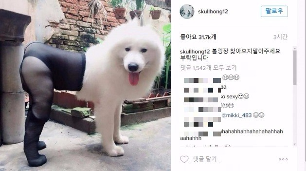 이홍기 한보름과 열애설 /이홍기 인스타그램