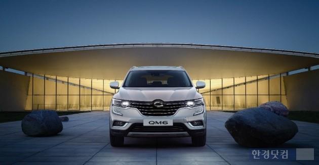 르노삼성자동차는 지난 22일부터 QM6 2.0 디젤 차량의 예약판매를 하고 있다. (사진=르노삼성 제공)