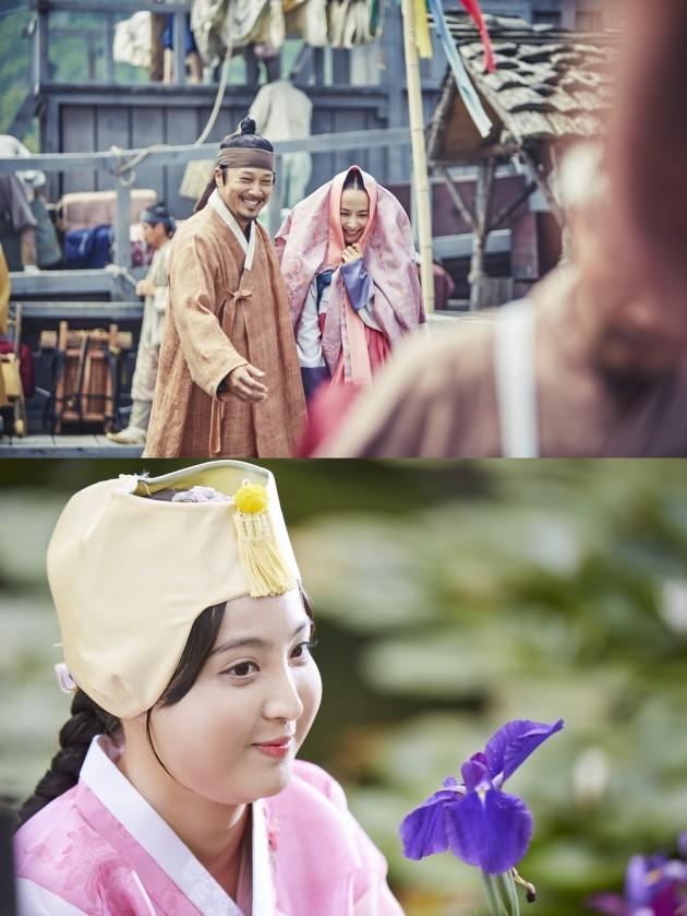 '구르미 그린 달빛' 박보검 김유정 정혜성