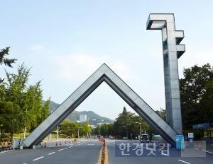 서울대 정문. / 한경 DB