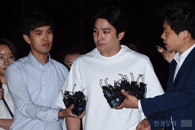 강인 음주운전 사건 벌금 700만원 약식명령 구형