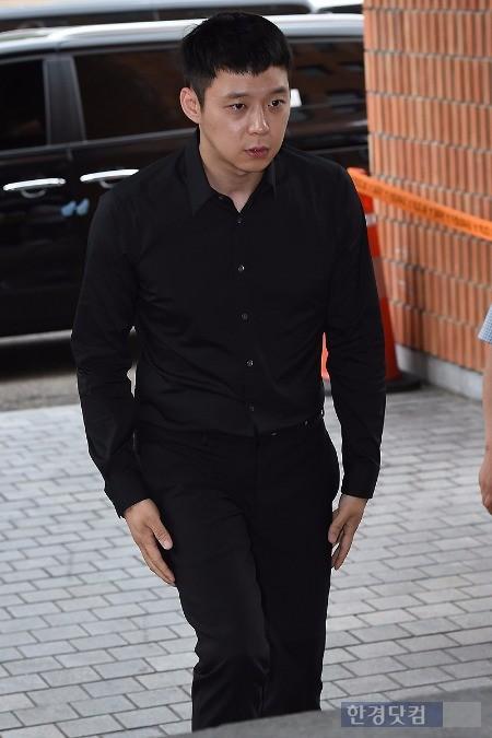 박유천 사건 수사 마무리, 첫 고소인 검찰 송치