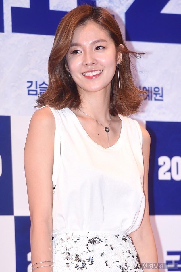 김성은 '비정규직 특수요원' 출연 확정