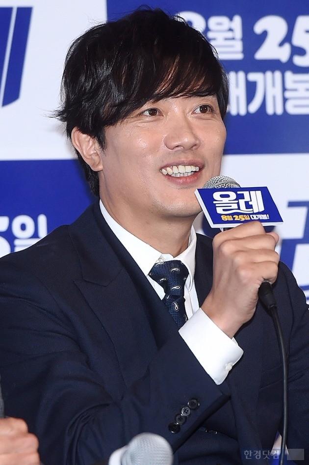 '올레' 박희순 / 사진 = 최혁 기자
