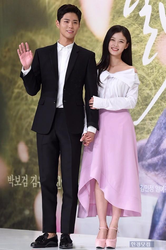 '구르미 그린 달빛' 박보검 김유정 /사진=변성현 기자