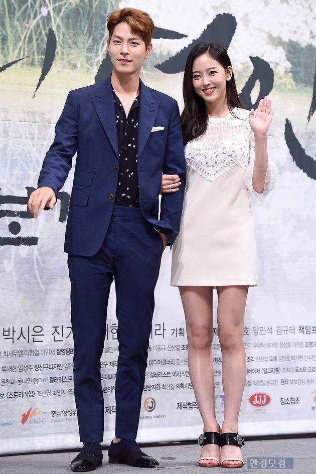 '달의 연인 보보경심 려' 홍종현 강한나 /사진=변성현 기자