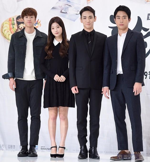 '혼술남녀' 공명 정채연 키 김동영 /사진=변성현 기자