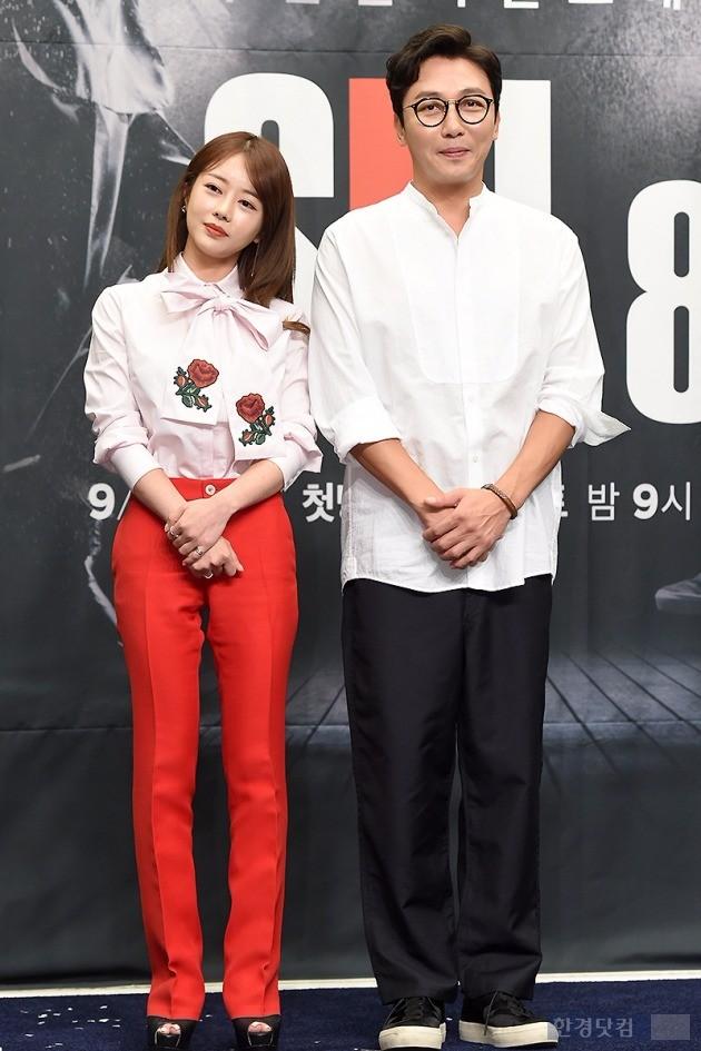 'SNL8' 이수민-탁재훈 / 사진 = 변성현 기자