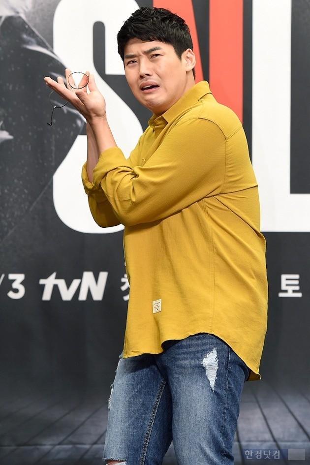 'SNL8' 권혁수 / 사진 = 변성현 기자