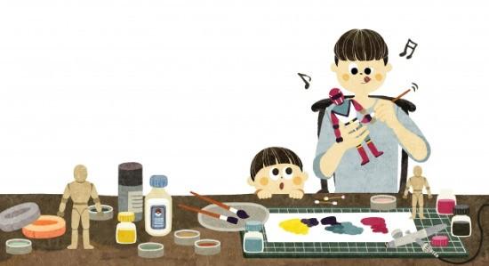 장난감, 게임 등을 통해 유년시절의 취미와 감성을 즐기는 키덜트족. / 사진=게티이미지뱅크