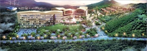 라마다 호텔 평창