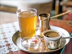보스니아 전통 커피