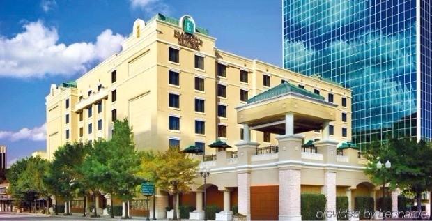 미국의 대표적 휴양지 올랜도에 있는 주요 호텔 중 하나인 엠버시스위트호텔