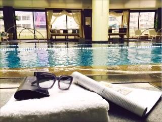 서울 웨스틴조선호텔 수영장