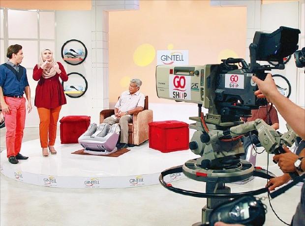 GS홈쇼핑은 올 하반기 말레이시아 합작 홈쇼핑에 더욱 다양한 중소기업 상품을 수출할 계획이다.