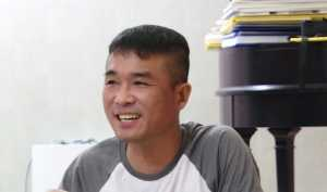 김건모, 49세 노총각은 이렇게 마법사가 됩니다
