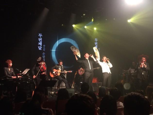 두번째달 고영열 김준수 / 사진 = 유어썸머 제공