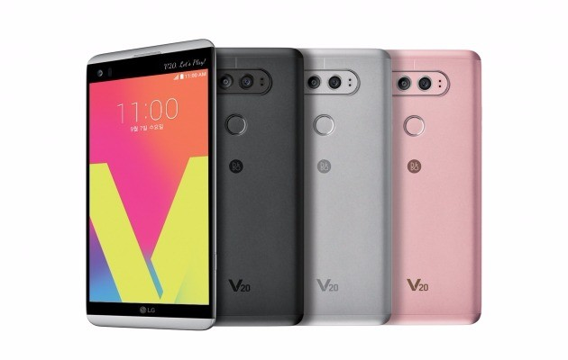 V20. LG전자 제공