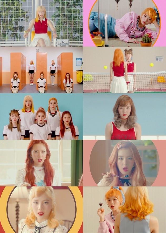 레드벨벳 '러시안룰렛' 뮤직비디오