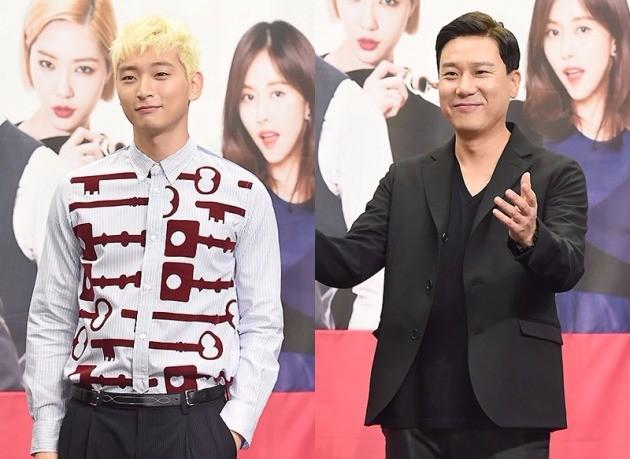 '미스매치' 정진운-이상민 / 사진 = 변성현 기자