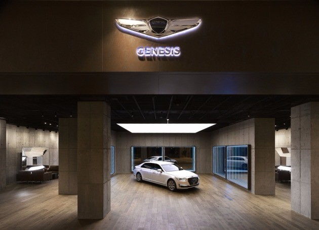 지난 9일 제네시스 브랜드는 경기도 하남시에 위치한 스타필드 하남에 '제네시스 스튜디오'를 개관했다.