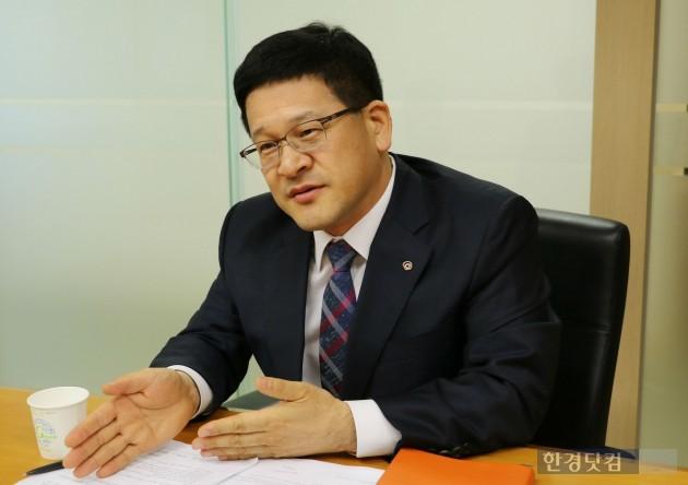 <사진: 장승한 한화운용 에쿼티팀장>