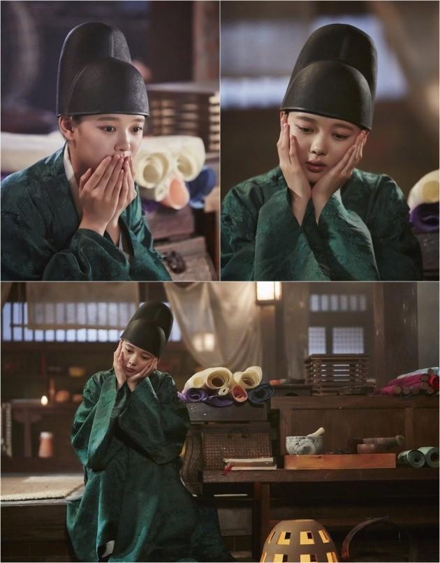 '구르미그린달빛' 박보검 김유정