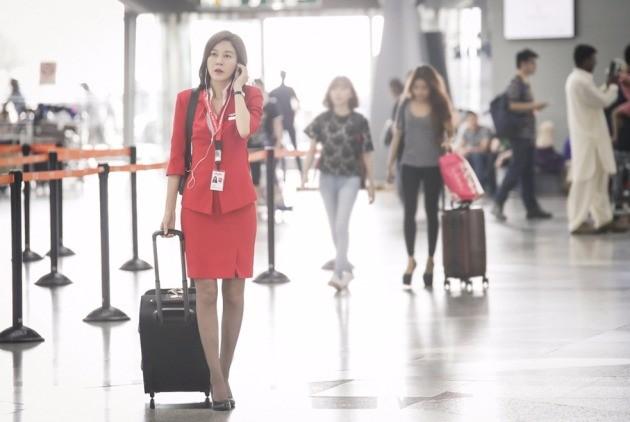 '공항가는 길' 김하늘 /사진제공= 스튜디오 드래곤