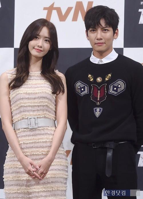 윤아와 지창욱. 최혁 기자