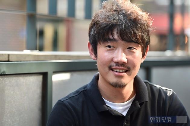 서울 서교동 한 카페에서 만난 문태현 DJI 코리아 대표. 그는