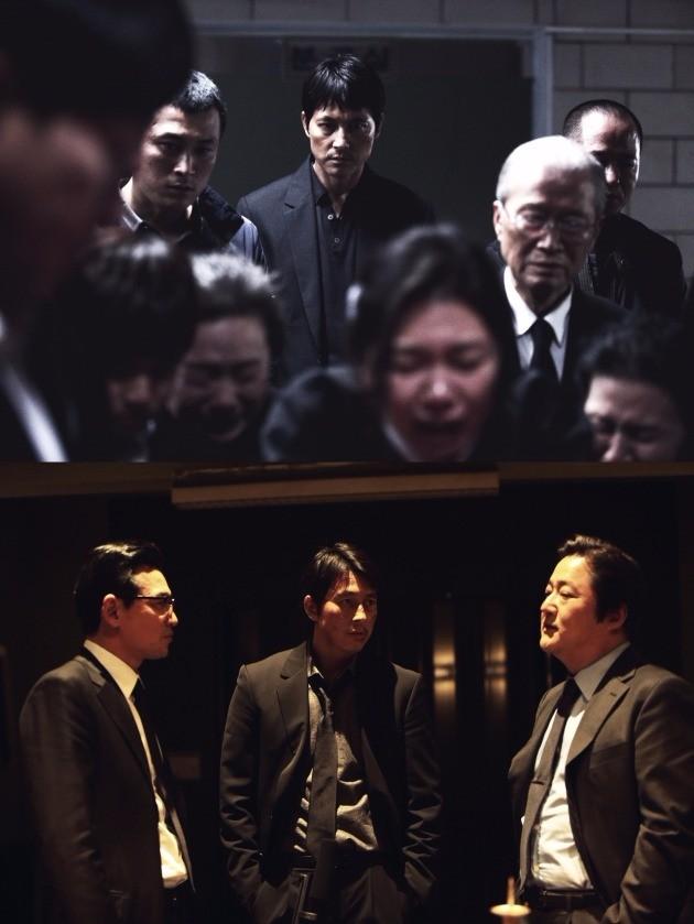 영화 '아수라' 스틸컷 /CJ엔터테인먼트 제공