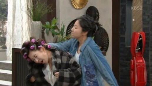 '월계수 양복점 신사들' 라미란-박준금/사진=KBS2 '월계수 양복점 신사들' 방송화면