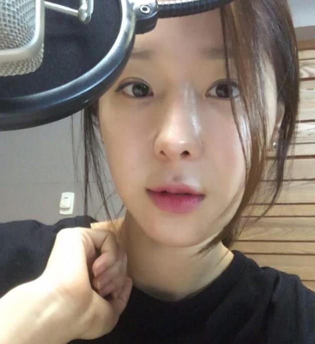 '정오의 희망곡' 이지혜 /사진=이지혜 SNS