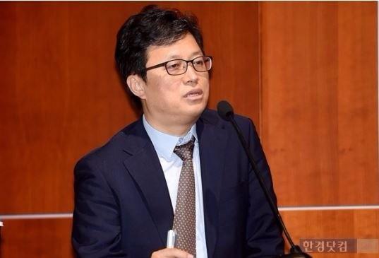사진=제 11회 일본경제포럼, 이상영 명지대학교 교수, 사진 / 최혁 기자