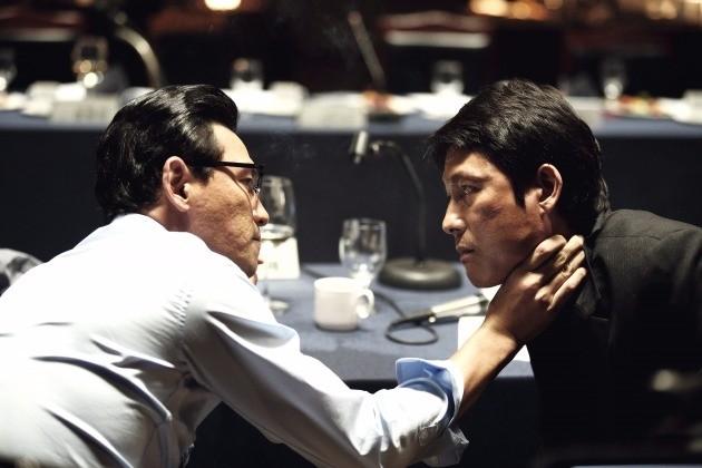 영화 '아수라' 정우성 황정민 주지훈 곽도원 출연