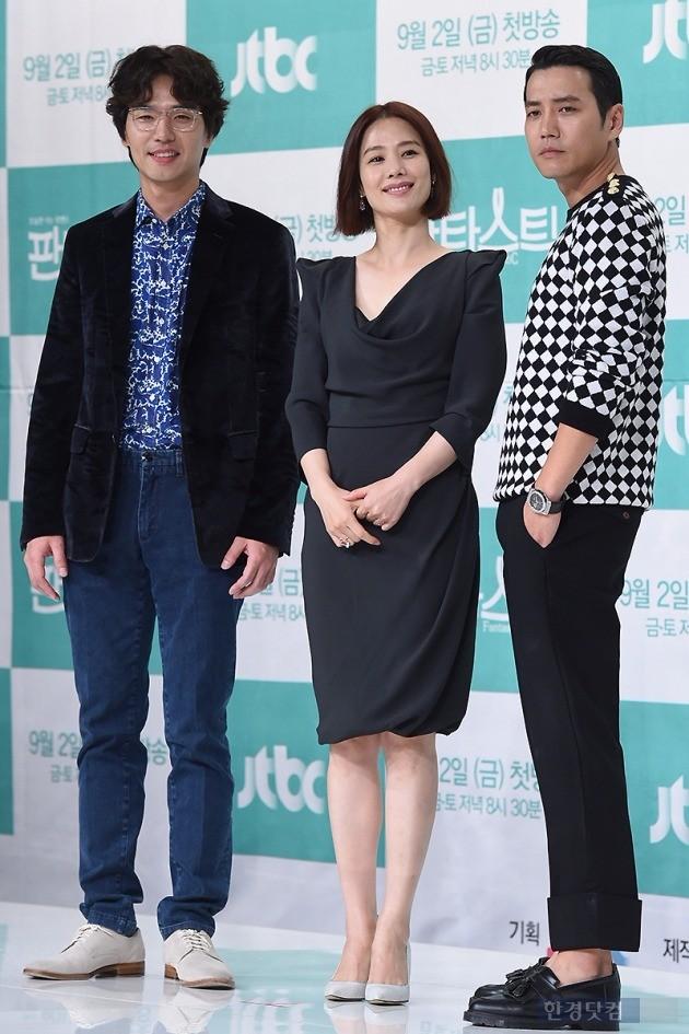 '판타스틱' 김태훈-김현주-주상욱 / 사진 = 변성현 기자