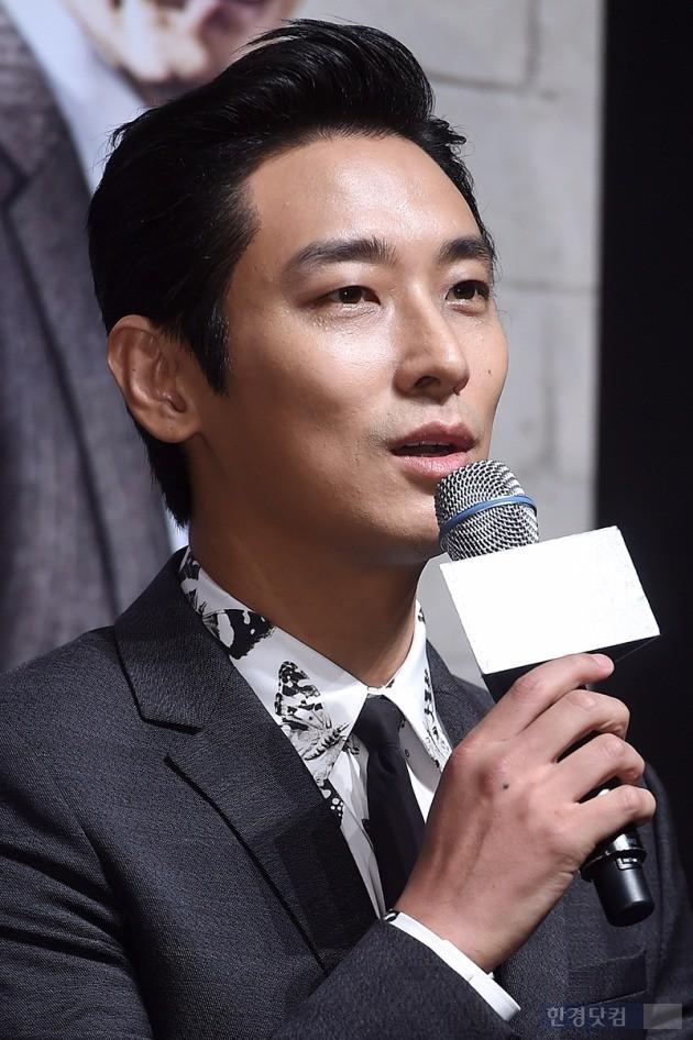 영화 '아수라' 주지훈 /사진 최혁 기자